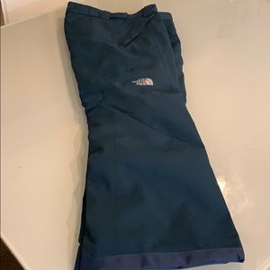 The North Face snow pants - Girls M (10/12)